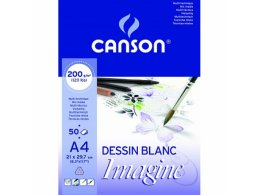 Sketchbook Canson Imagine (200g/m2)
