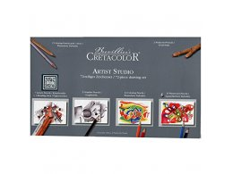 Cretacolor Artist Studio Set 72 Pcs