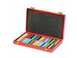 set of artist´s hard chalks Gioconda 48